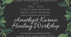 """Amethyst Karmic Healing"""